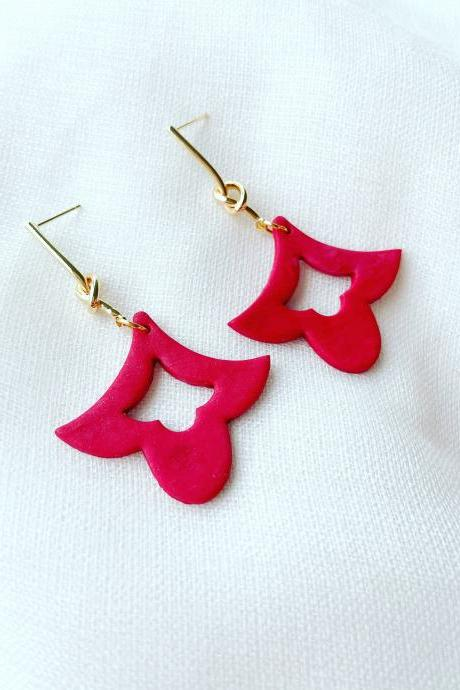 Yalda Polymerclay Earrings